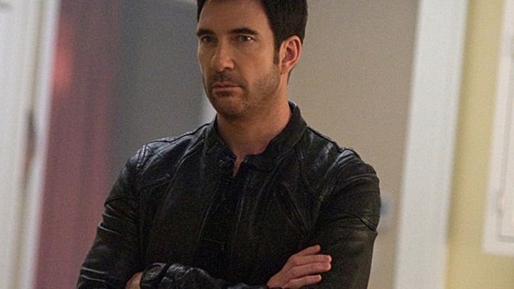 Dylan McDermott on Playing the Bad Guy on 'Hostages'