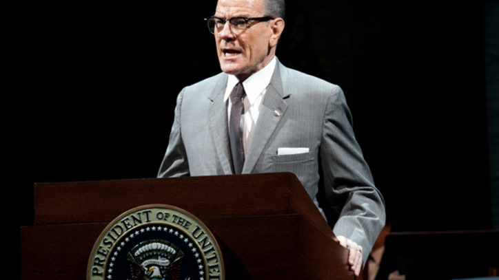 Bryan Cranston Explores Another Side of Power as LBJ