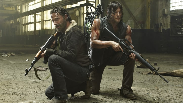 'Walking Dead' Cast Shoots to Kill in New Trailer
