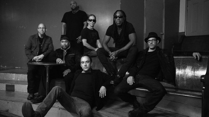 Dave Matthews Band Set Extensive 2015 Tour Dates