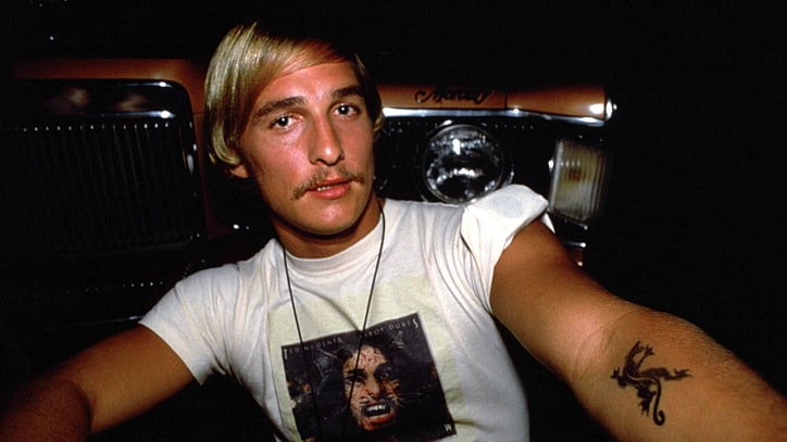 Watch Matthew McConaughey's 'Dazed and Confused' Audition
