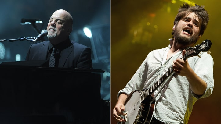 Bonnaroo 2015: Billy Joel, Mumford and Sons, Deadmau5 Lead Lineup