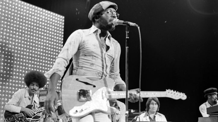 Where Are They Now: Curtis Mayfield