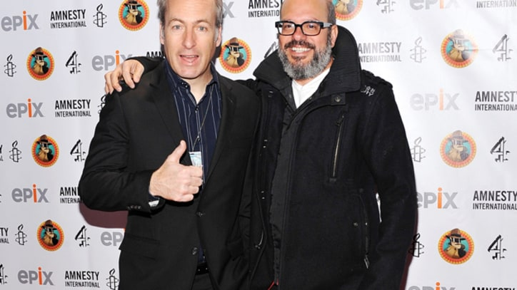Bob Odenkirk and David Cross: 'We're Like an Old Married Couple'