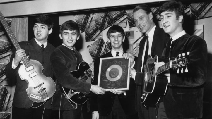 George Martin Recalls the Boys in the Band