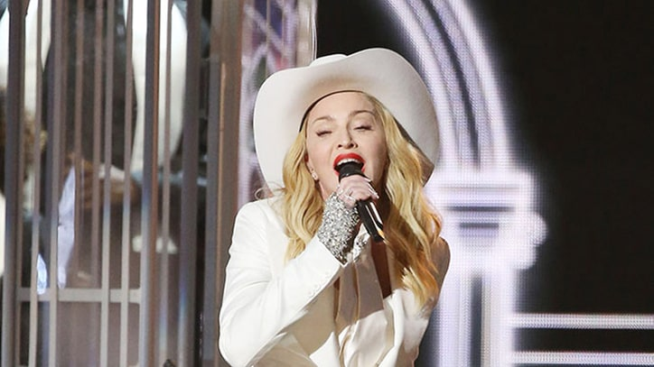 Madonna Strikes Back: Inside Her Star-Packed New Album 'Rebel Heart'