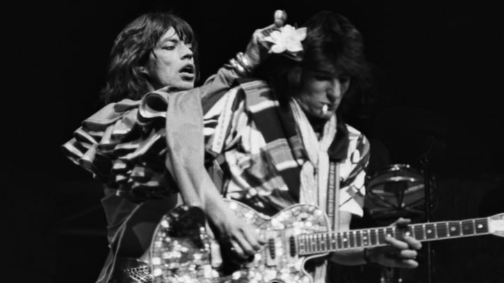 Ron Wood Proves Rolling Stones Are Born Not Made