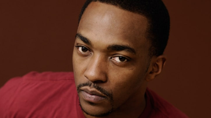 Anthony Mackie: 'Captain America: Winter Soldier' Looks Amazing