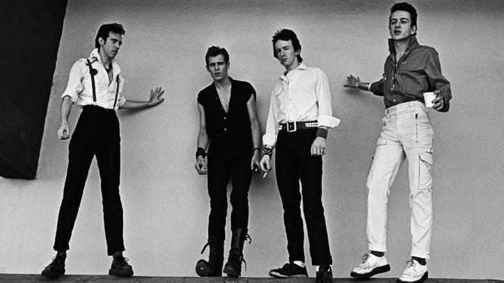 The Clash: There'll Be Dancing in the Streets