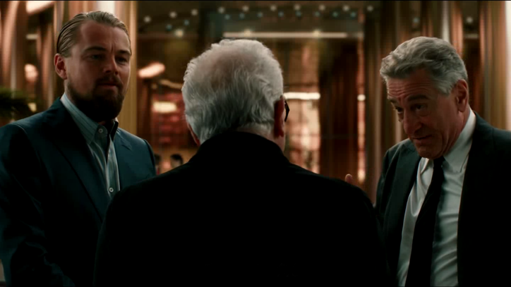 Watch De Niro and DiCaprio Square Off in Scorsese Short