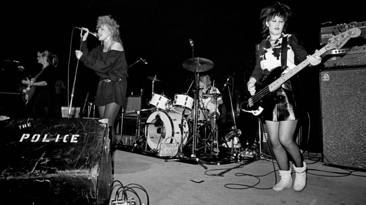 The Go-Go's: A Year of Living Dangerously