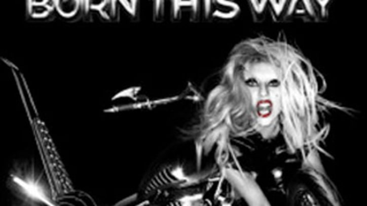 Lady Gaga Reveals Track Listing for 'Born This Way'