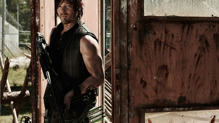 Norman Reedus: We Fight to Keep It Real on 'The Walking Dead'