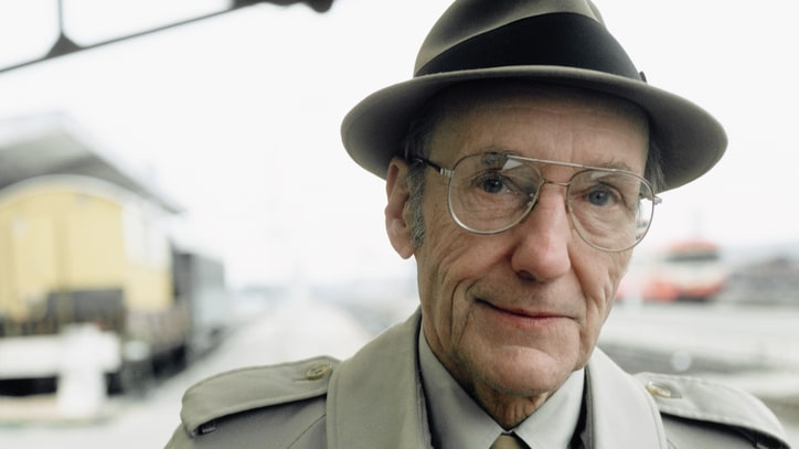 William Burroughs: Return of the Invisible Man