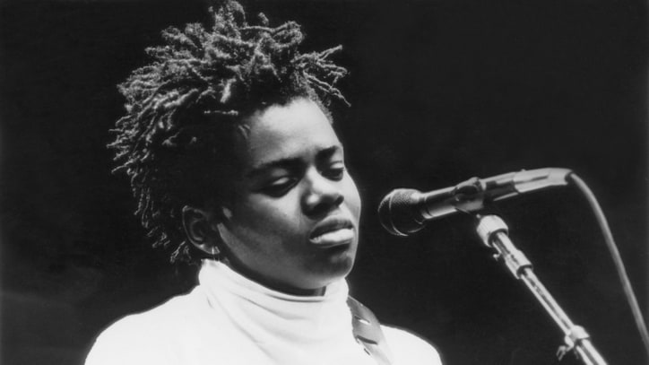 Tracy Chapman's Black and White World