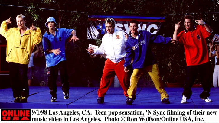 'N Sync is the Sound of Young America