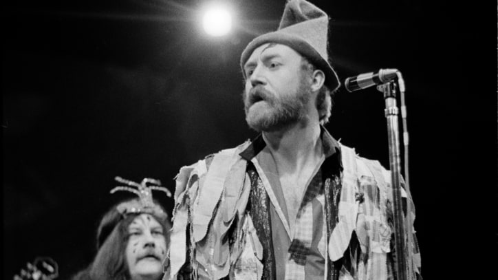 Vivian Stanshall: Chief Bonzo Dog Turns Human Bean