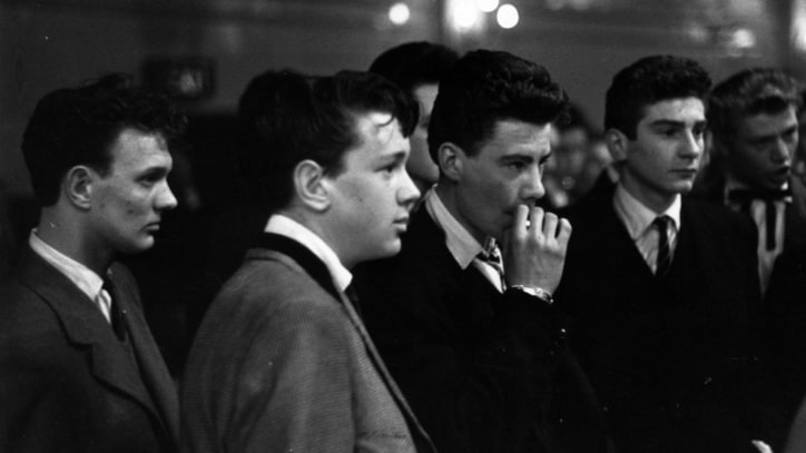 Beatle Loathers Return: Britain's Teddy Boys