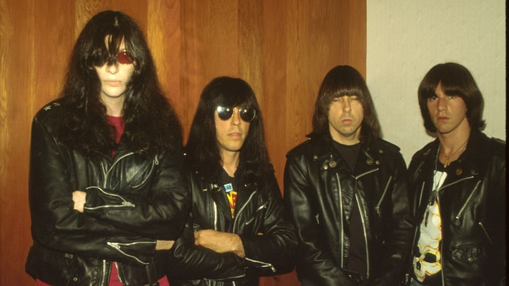 The Ramones Grow Old Together