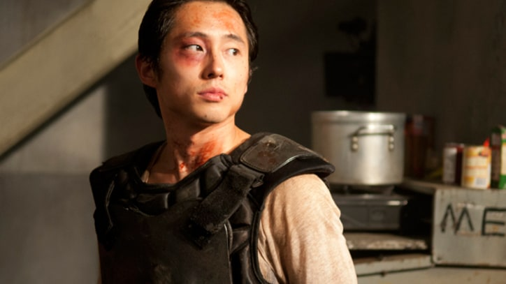 Steven Yeun: 'The Walking Dead' Changed Me Forever