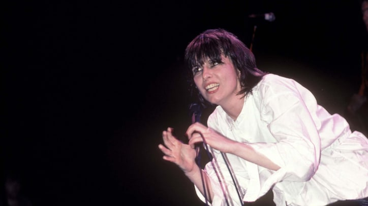 Chrissie Hynde Without Tears