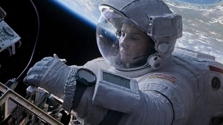 Can 'Gravity' Save 3D?