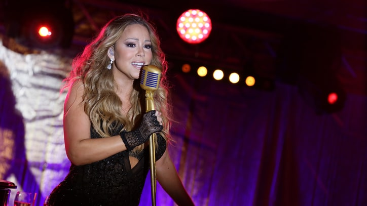 Mariah Carey to Sing Number Ones at First Las Vegas Residency