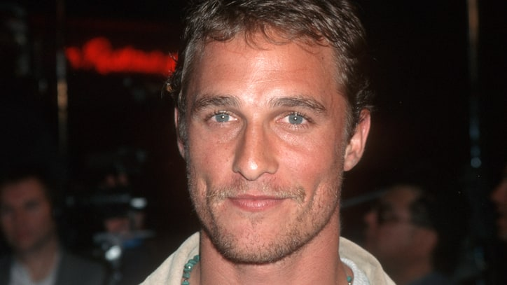 Hot Actor: Matthew McConaughey