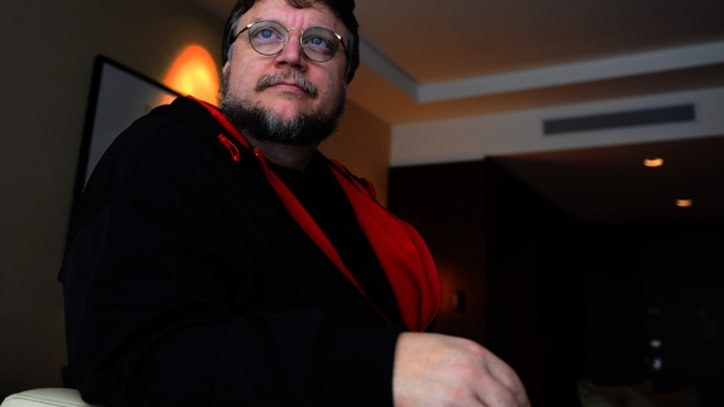 Guillermo del Toro Made Two Movies While You Were Reading This