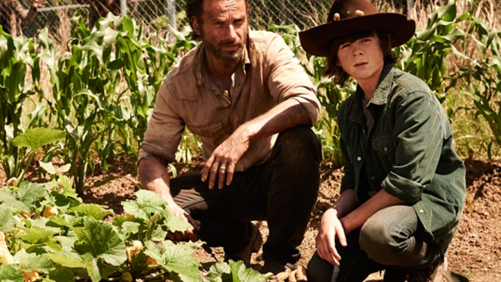 Chandler Riggs: Carl Isn't a Psychopath