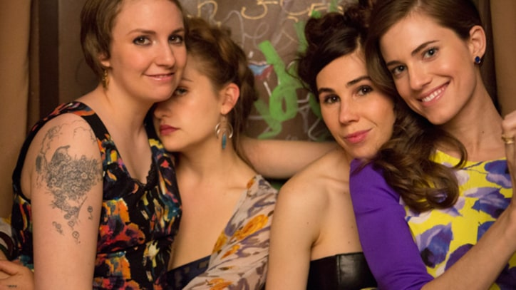 Lena Dunham Reveals 'Girls' Return Date on Instagram