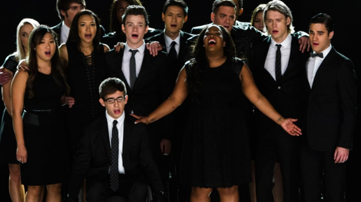 'Glee' Rethinks Series Finale After Cory Monteith's Death
