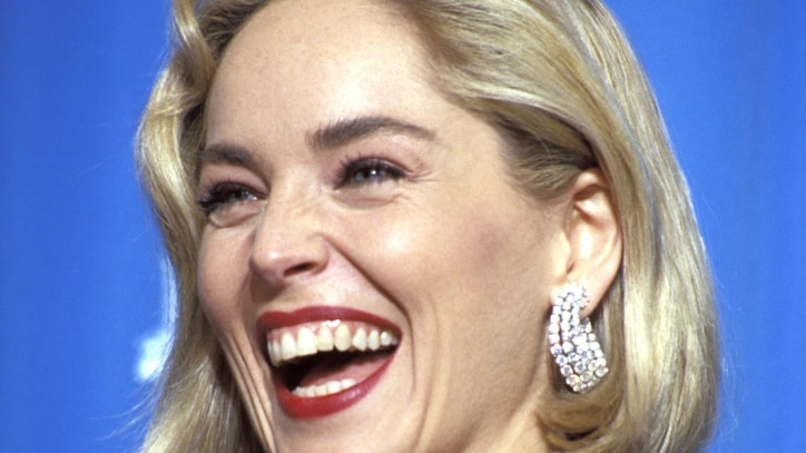 Hot Cover: Sharon Stone