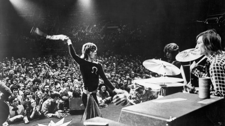 LIVE!: Twenty Concerts that changed Rock & Roll