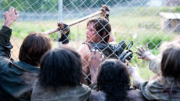'Walking Dead' Recap: A New Threat Infects the Prison