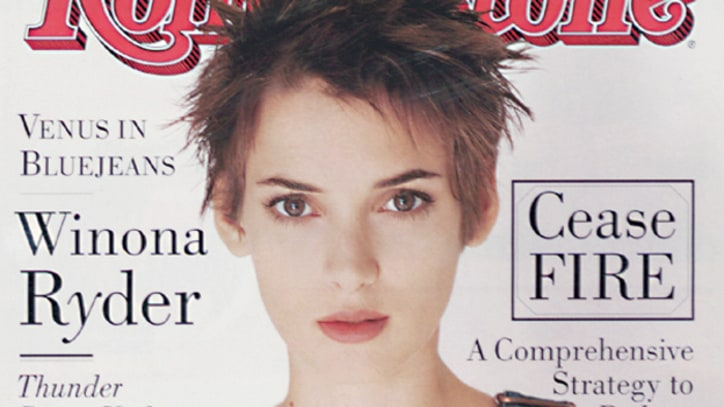 Winona Ryder Opens Her Diary
