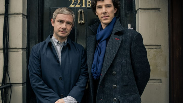 'Sherlock' and Benedict Cumberbatch to Return in January