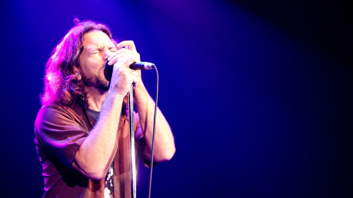 Eddie Vedder: 'Music, For Me, Was Heroin'