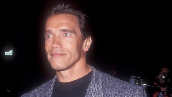 Arnold Schwarzenegger: Mr. Big Shot