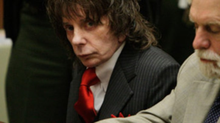 Phil Spector Murder Conviction Upheld