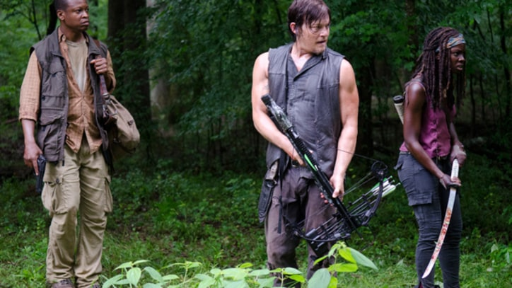 'Walking Dead' Recap: Smooth Seas Do Not Make Good Sailors