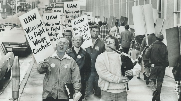 The UAW Fights for Survival