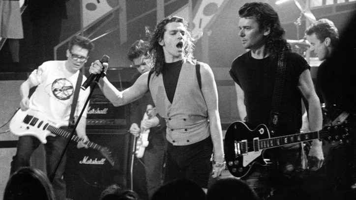 The Sweet Success of INXS