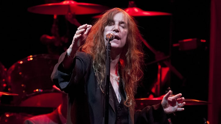 Patti Smith Still Reigns as Downtown New York's MVP