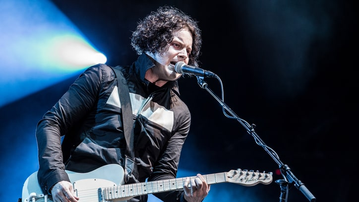Jack White Goes Solo With a Big, Big Bang
