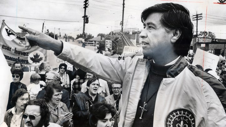 Cesar Chavez and His Many-Layered Union