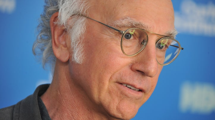 The Neurotic Zen of Larry David