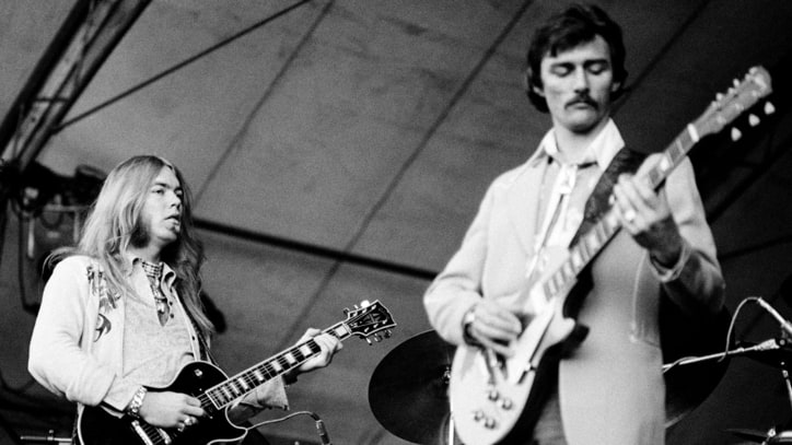 Gregg Allman & Dickey Betts: 'Nothing Matters But the Fever'