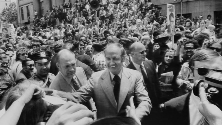 Q&A: George McGovern