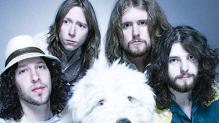 Choose the Cover Band the Sheepdogs Create a Spoof Political Ad